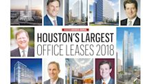 See the largest office leases signed in Houston so far this year