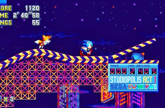 'Sonic Mania' is a wonderful balance of nostalgia and novelty