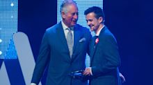 It was 'surreal' to receive award from the Prince of Wales, says abuse campaigner