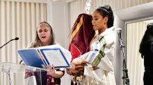 Tiffany Haddish Embraces Her Jewish Identity With A Bat Mitzvah Ceremony
