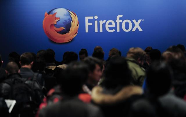 Firefox gives you push notifications from websites