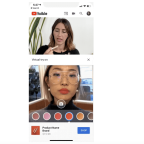 YouTube's new AR Beauty Try-On lets viewers virtually try on makeup while watching video reviews
