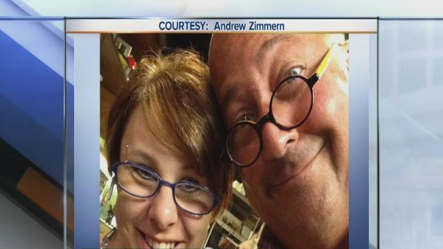 6am: Travel Channel star Andrew Zimmern visits, meets Cleveland kidnapping survivor Michelle Knight