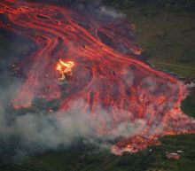 Hawaii volcano: Man's leg 'shattered' after being hit by lava stream on his balcony