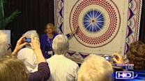 Annual quilt festival attracts hundreds to GRB