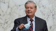 Graham Tries to Turn Coney Barrett Hearing Into Re-election Ad