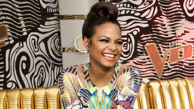 The iPad-obsessed Christina Milian and her love of tech