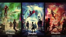 Marvel-themed lands coming to 3 Disney parks