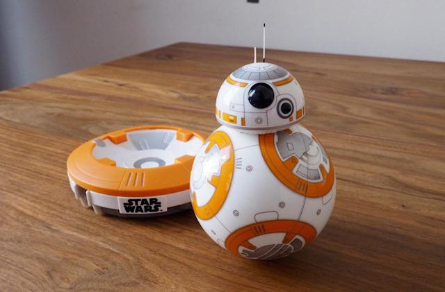 Where to buy Sphero's BB-8 'Star Wars' toy in the UK