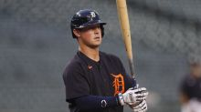 Tigers third baseman, No. 1 overall pick Spencer Torkelson out after slicing finger on can