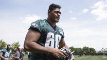 Eagles' Aust rookie Mailata eyes NFL debut
