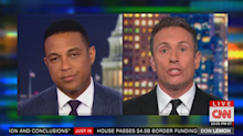 Don Lemon on Trump's anti-immigrant rhetoric: 'That's bull***'