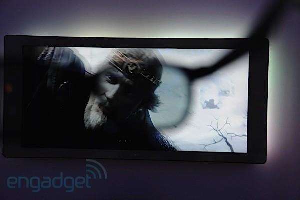 Philips 56-inch 21:9 3D TV's future is so bright we had to wear shades