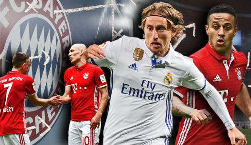 Champions League: Taktik-Vorschau: Der Raum in Modrics Rücken