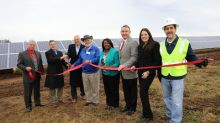 Georgia Power dedicates first Community Solar facility to serve customers