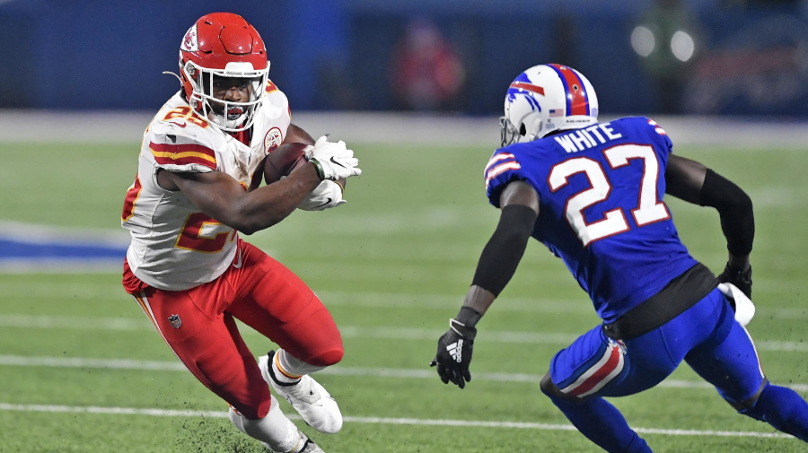 The Chiefs offense is about to get really unfair