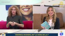 Verónica Romero, acorralada en TVE por sus comentarios negacionistas en verano