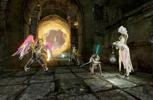 ArcheAge restricts chat for low-level characters