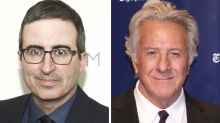 "Dustin Hoffman Spars With John Oliver Over Harassment Claims: ""You've Put Me On Display Here"""