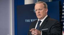 'I'm right here': Spicer shrugs off reports of his potential departure from briefings
