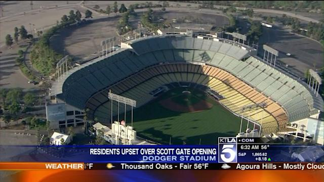 Debate Ignites After L.A. Dodgers Announce Reopening of Entrance to Dodger Stadium