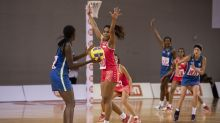 Singapore unable to overcome Namibia's height advantage in 42-49 Netball Nations Cup final defeat