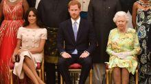 梅根鍾情淡粉紅色裙裝!英國王妃Meghan Markle越來越有皇室風範