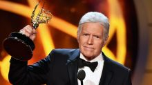 'I'm not a big fan of sympathy votes': Alex Trebek celebrates 7th Daytime Emmy win