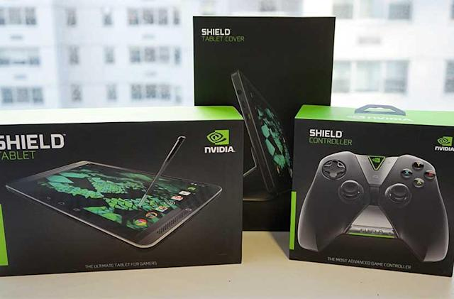 Engadget giveaway: win a Shield Tablet gaming package courtesy of NVIDIA!