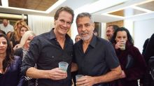 George Clooney and Rande Gerber Treat Their Casamigos Staff to Lavish Vegas Trip