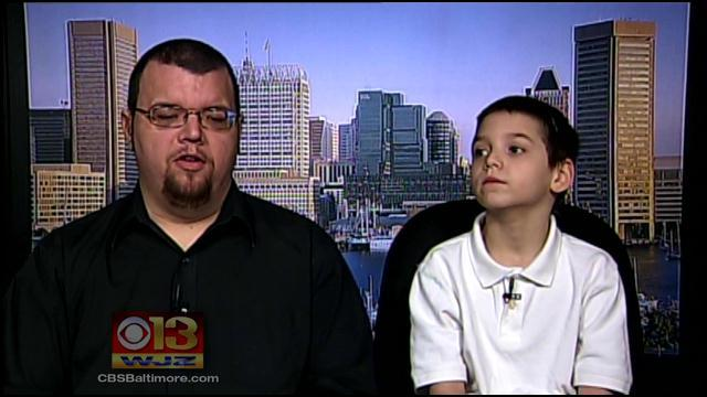 Md. Boy's Suspension Stands For Molding Pastry Into Gun & Other Conduct Issues