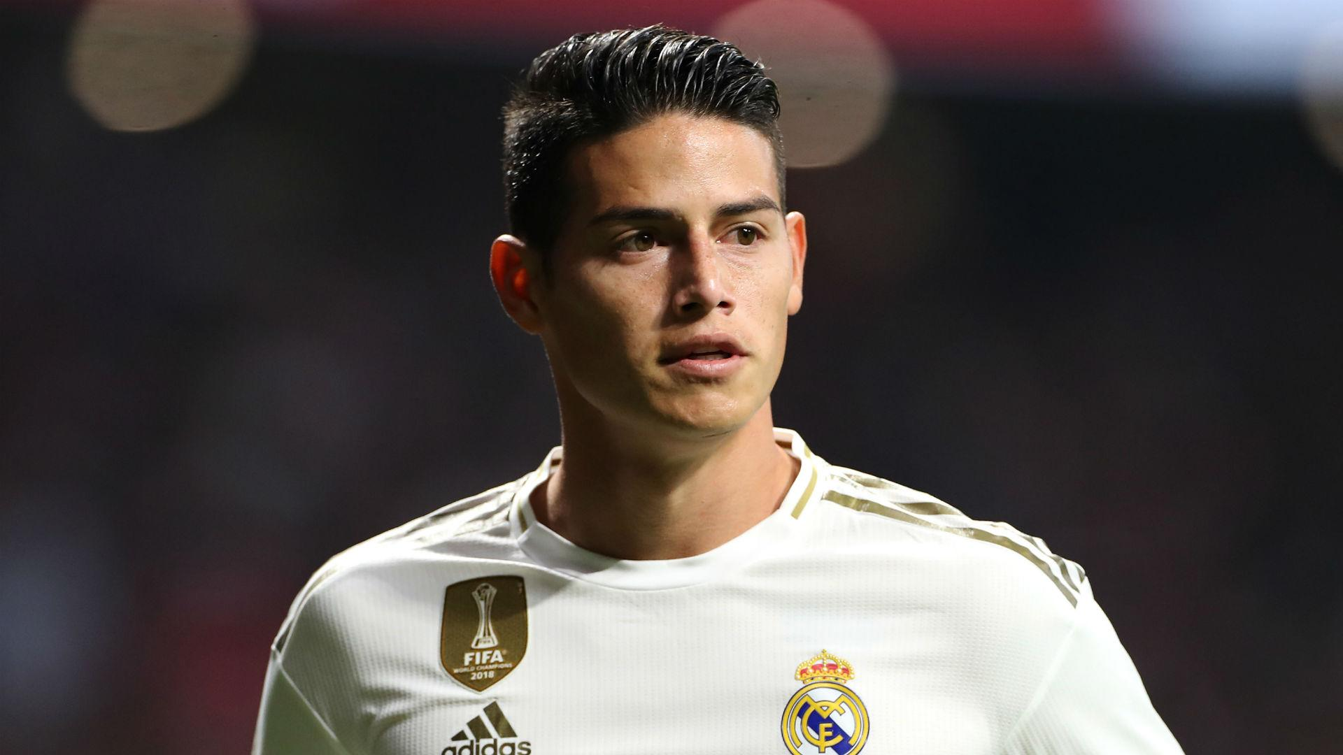 Everton Sign James Rodriguez From Real Madrid