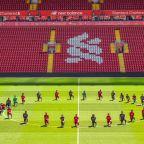 Liverpool, Man United show support for Black Lives Matter