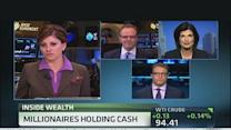 Watch: US Millionaires Are Hoarding Cash