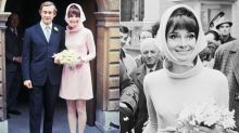 Los vestidos de novia más originales que han lucido las famosas