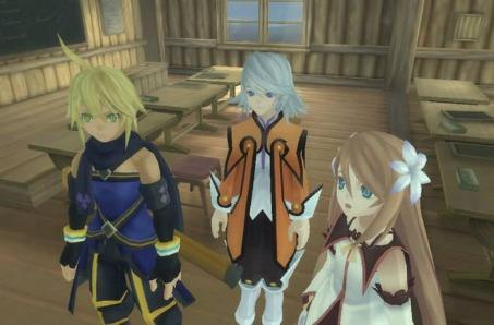 Deja Review: Tales of Symphonia Chronicles