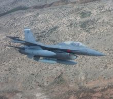 US Air Force F-16 fighter jet crashes at New Mexico base, marking service's fifth fighter jet crash since May