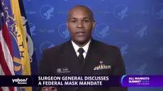 US Surgeon General Jerome Adams opposes enforcement of national mask mandate