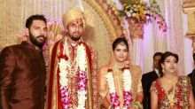 Soon after Yuvraj, Ishant Sharma ties the knot too - here are the pictures for you