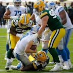 Comedy of errors doom Detroit Lions for second straight week in 42-21 blowout to Packers