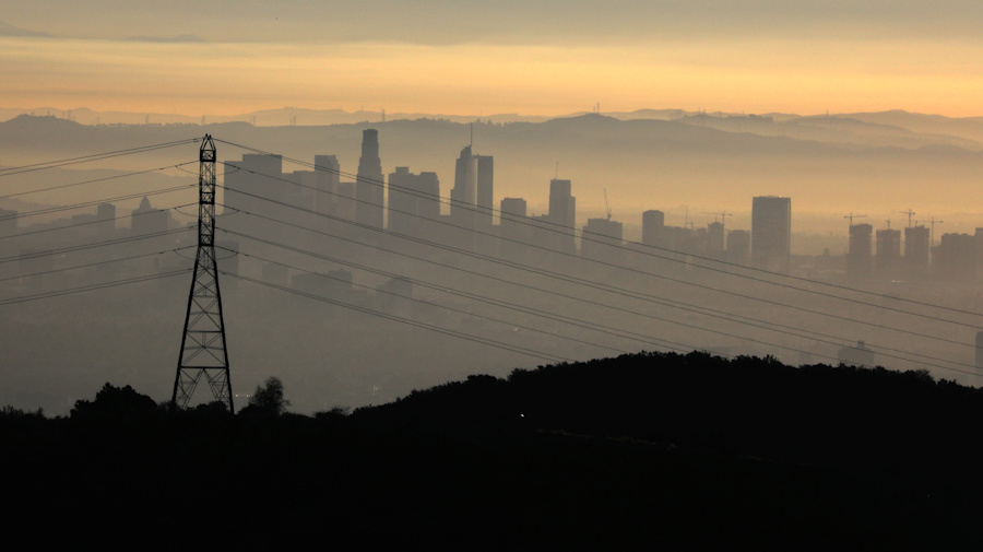 Bad air days on the rise: The most polluted city is ...
