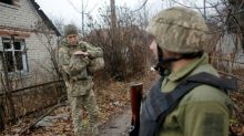 On Ukraine frontline, soldiers fear Zelensky will give ground
