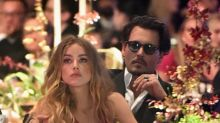 Johnny Depp's ex-managers say he physically abused Amber Heard