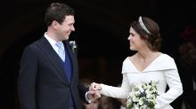 The surprising way Eugenie and Jack spent the night before their honeymoon