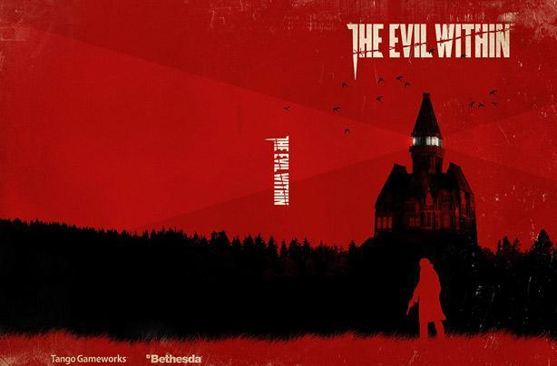 Pick your favorite The Evil Within case art, win a signed copy