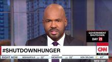 CNN Anchor Makes Emotional On-Air Plea Amid Shutdown