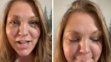 'Hidden meaning' behind mum's hairdo sparks fierce debate