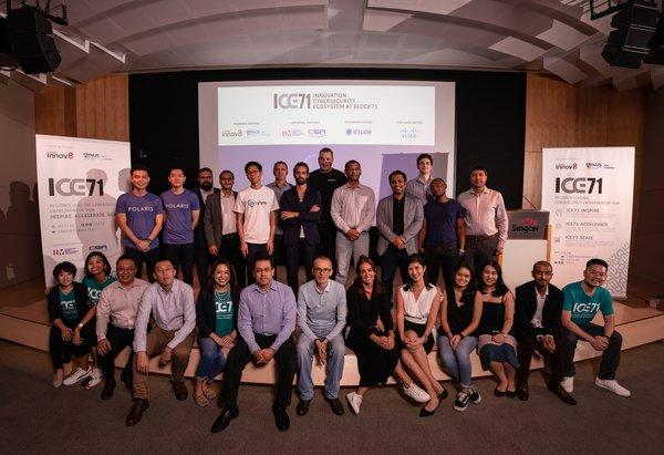 ICE71 Accelerate unveils third cohort of promising start-ups to spur cybersecurity innovation in Asia - Yahoo Finance - RapidAPI