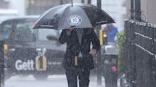 UK Weather: A Month Of Rain In Two Days As Met Office Issues Severe Weather Warnings