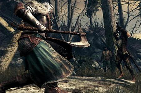 Dark Souls 2 pre-orders now include early access to useful weapons